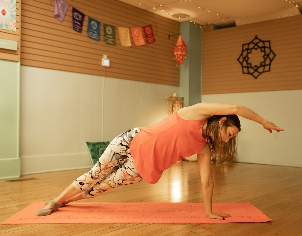 Grace Yoga and Pilates: 4735 Read Mountain Rd, Cloverdale, VA