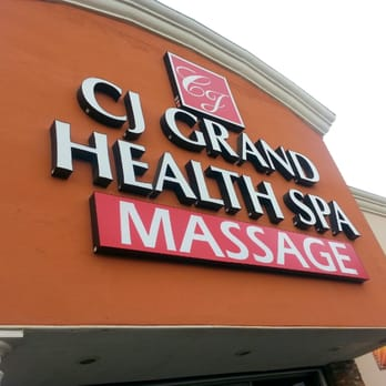 Cj Grand Health Spa Northridge Ca