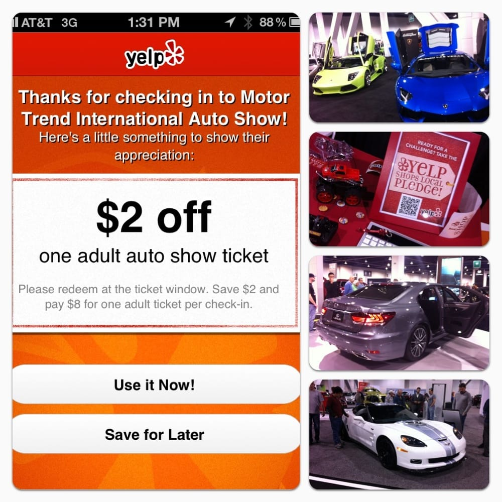 motor trend international auto show automotive 3150 On motor trend phone number