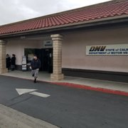 Sign Photo Of Dmv Norco Ca United States