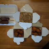 Photo Of Seven Luck Chinese Restaurant Schaumburg Il United States Teriyaki Beef