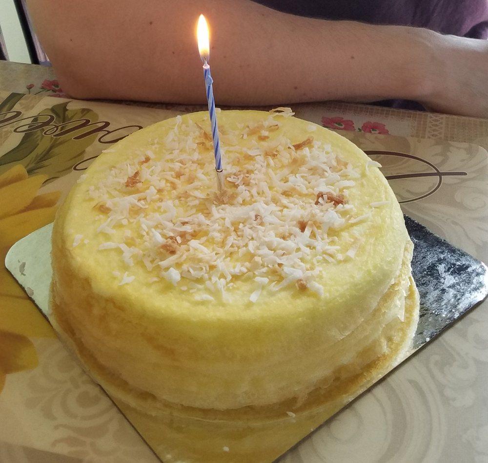 Coconut Crepe Cake Yelp