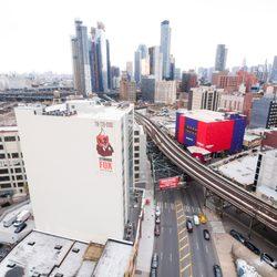 Beau Photo Of The Storage Fox   Long Island City, NY, United States. Located