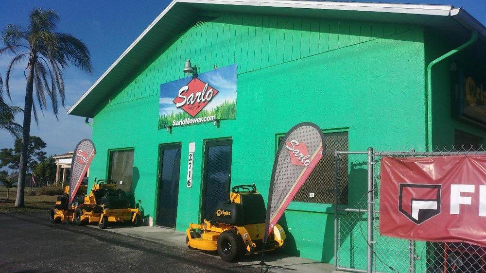 Sarlo Mowers of the Cape: 2716 Skyline Blvd, Cape Coral, FL