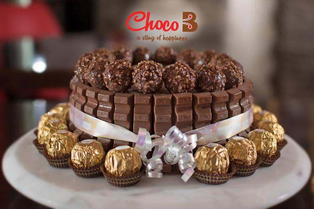 Choco B: 5 N 6th St, Allentown, PA