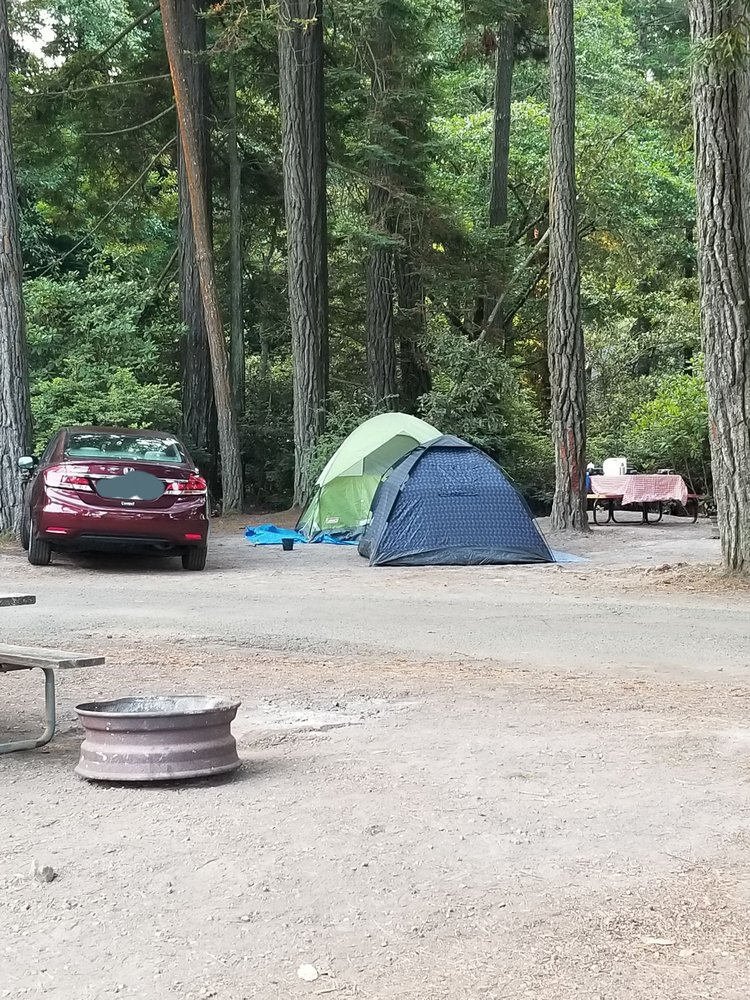 Fort Bragg Leisure Time RV Park: 30801 State Hwy 20, Fort Bragg, CA
