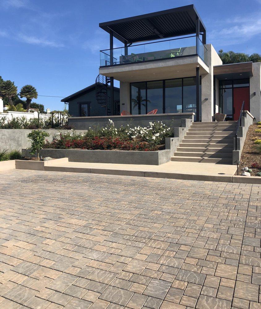 Modern Image Landscape Construction: Bonita, CA
