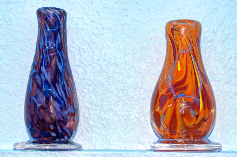 Caliente Hot Glass