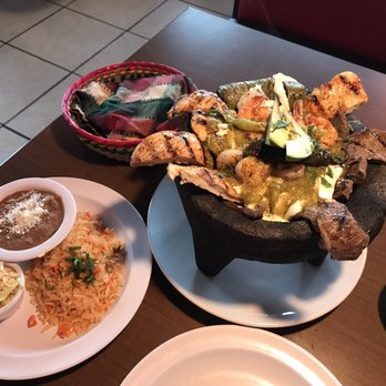 Photo Of Genesis Restaurant Easton Md United States Molcajete Enough