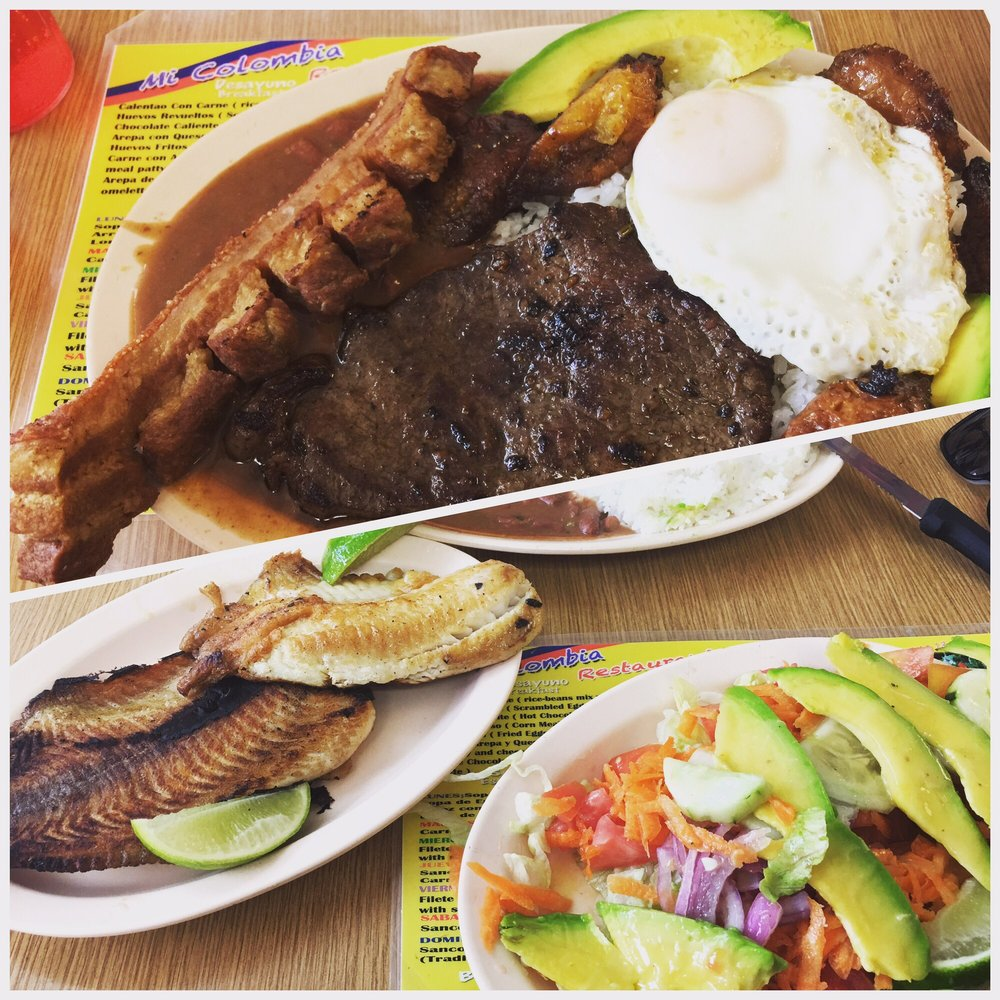 Mi Colombia Cafeteria Y Restaurante