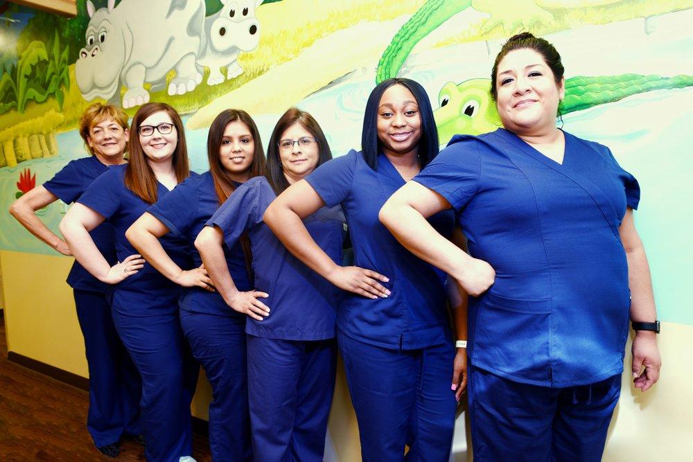 Lone Star Pediatric Dental & Braces: 412 Lake Rd, Belton, TX