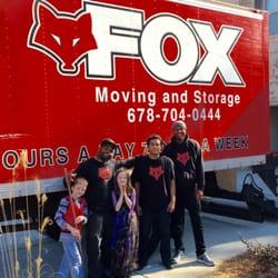 Photo Of Fox Moving And Storage Atlanta Buford Ga United States Antonio