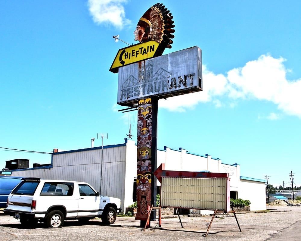 Chieftain Restaurant - CLOSED - Breakfast & Brunch - 3015 S Tacoma ...