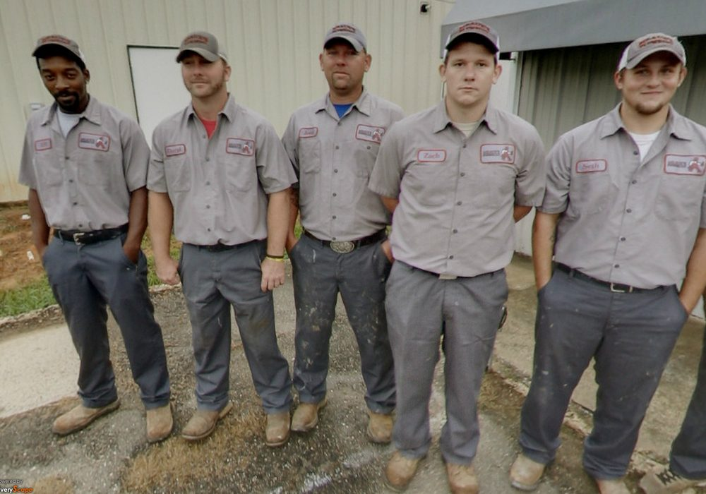 Meaux's Plumbing and Tank Service: 2799 S Service Rd W, Ruston, LA