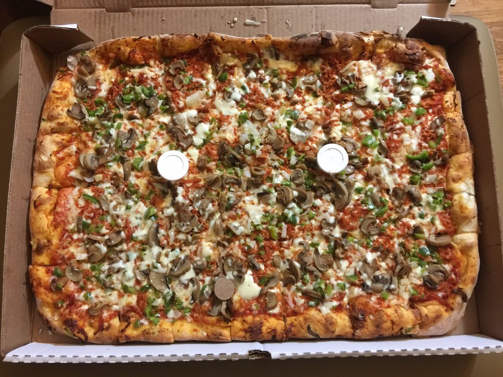 Sarducci's Pizza West: 435 Tecumseh Road W, Windsor, ON