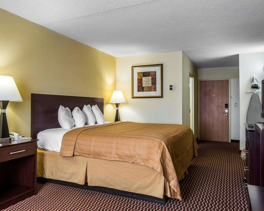 Quality Inn & Suites: 114 Route 28,, Kingston, NY