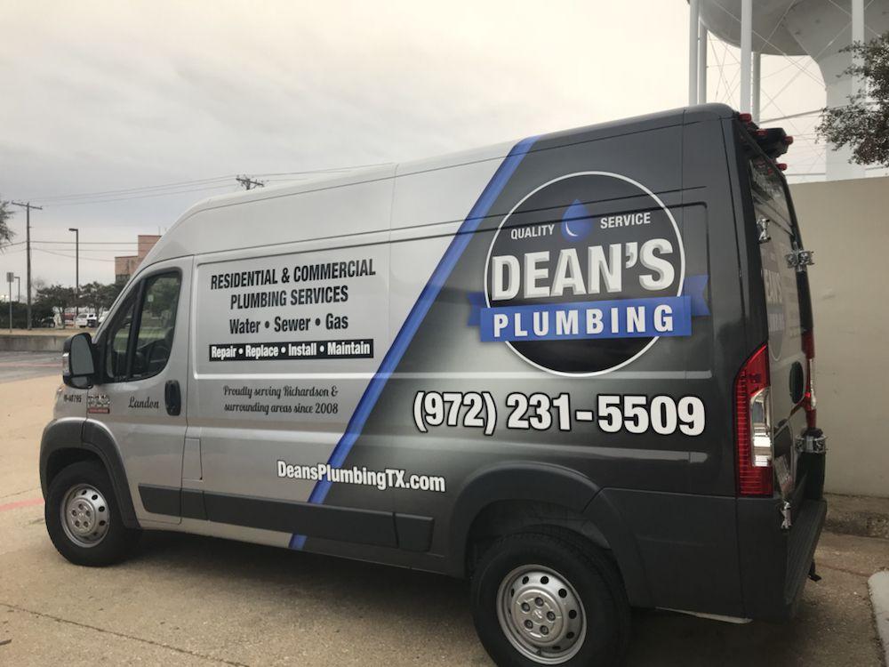 Dean's Plumbing: 600 N Glenville Dr, Richardson, TX
