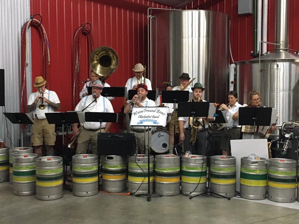 Stillmank Brewing: 215 N Henry St, Green Bay, WI