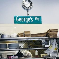 George S Diner Coney Island Ave