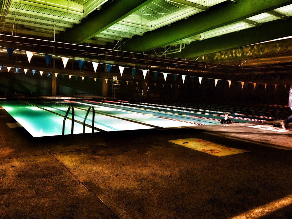Echo Park Deep Pool