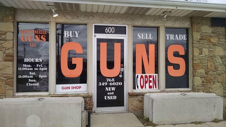 Martinsville Guns: 610 Morton Ave, Martinsville, IN