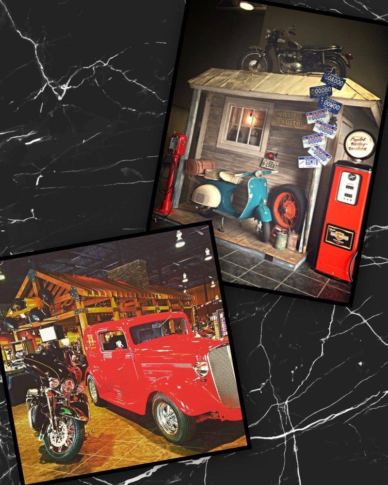 Capitol Harley-Davidson: 9550 Woodlane Dr, Dimondale, MI