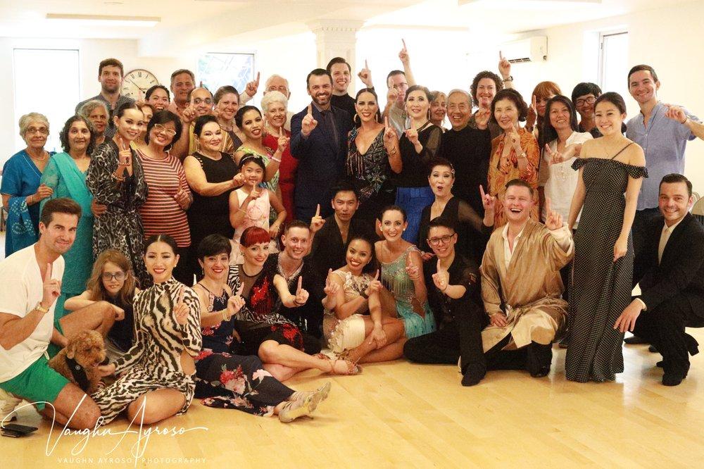Fred Astaire Dance Studio - New York Midtown