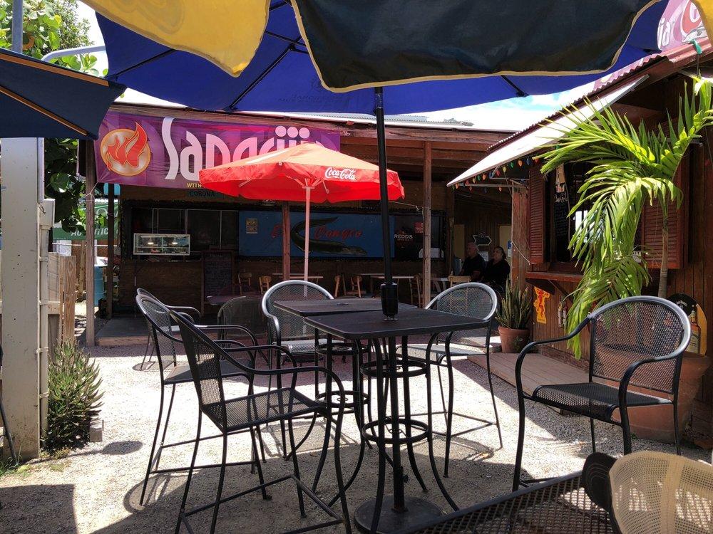 El Congre: Boqueron Beach Resort, Boqueron, PR