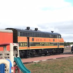Wisconsin Great Northern Railroad Attraction - 26 Photos & 22 ...