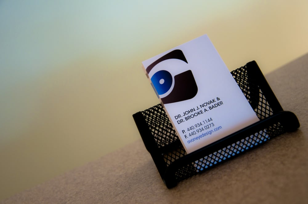 John Novak & Brooke Bader - Avon Eye Design