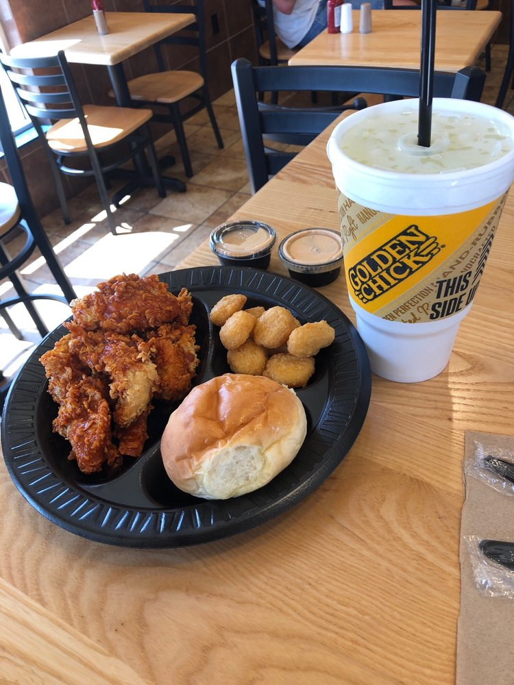 Golden Chick: 2224 N 14th St, Ponca City, OK