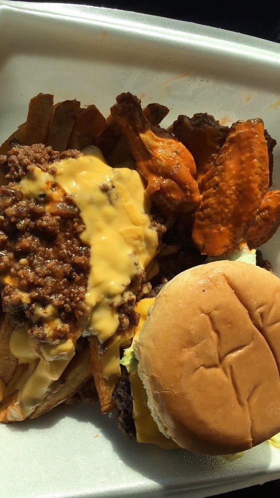 Burger Barn: 923 S Lafayette St, Shelby, NC