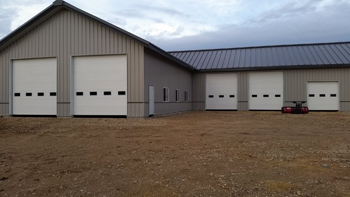 Immy's Garage Door Service: 380 Nygaard St, Oregon, WI