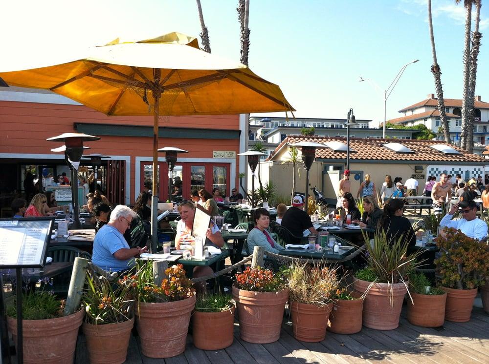 Restaurants Near The Boardwalk Santa Cruz