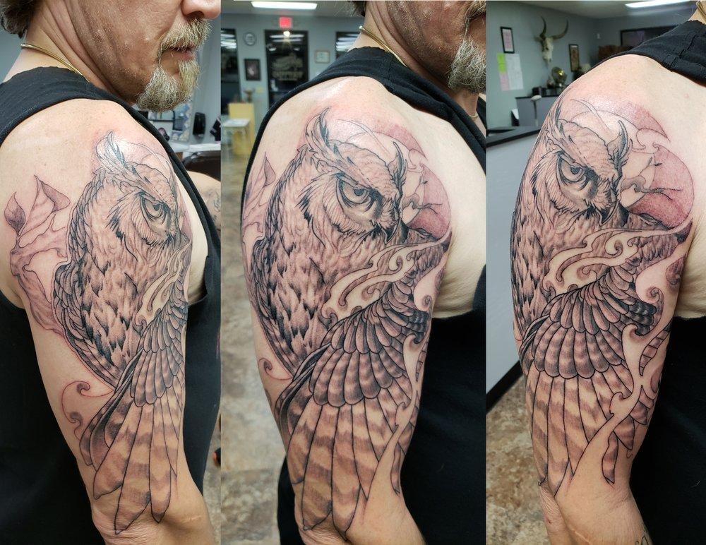 Great Southern Tattoo and Body Piercing: 914 N Mckenzie St, Foley, AL