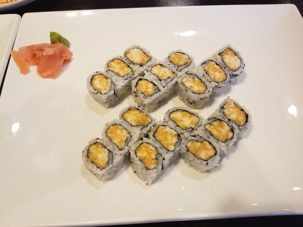 Food from Mt Fuji Japanese Restaurant