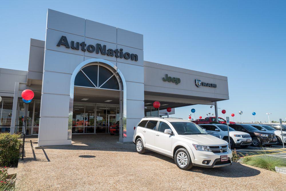Autonation North Richland Hills >> Autonation Chrysler Dodge Jeep Ram North Richland Hills 20