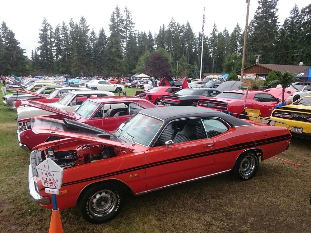 Frontier Park: 21800 Meridian S, Graham, WA