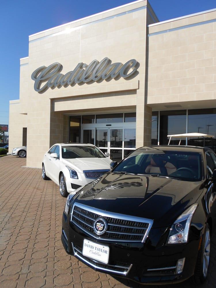 David Taylor Cadillac   Houston Luxury Car Dealership Near Me