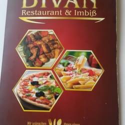 Divan restaurant kebab rosental 27 kaufbeuren bayern for Divan kebab menu