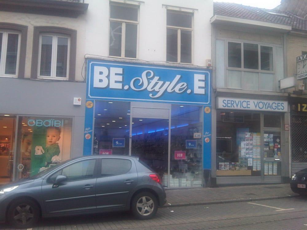 Be style negozi di scarpe chauss e d 39 alsemberg 817 - Garage chaussee de bruxelles dampremy ...