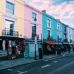 London's Portobello Market losing its character
