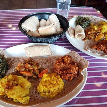 Ethiopian Restaurant Vancouver Commercial Drive