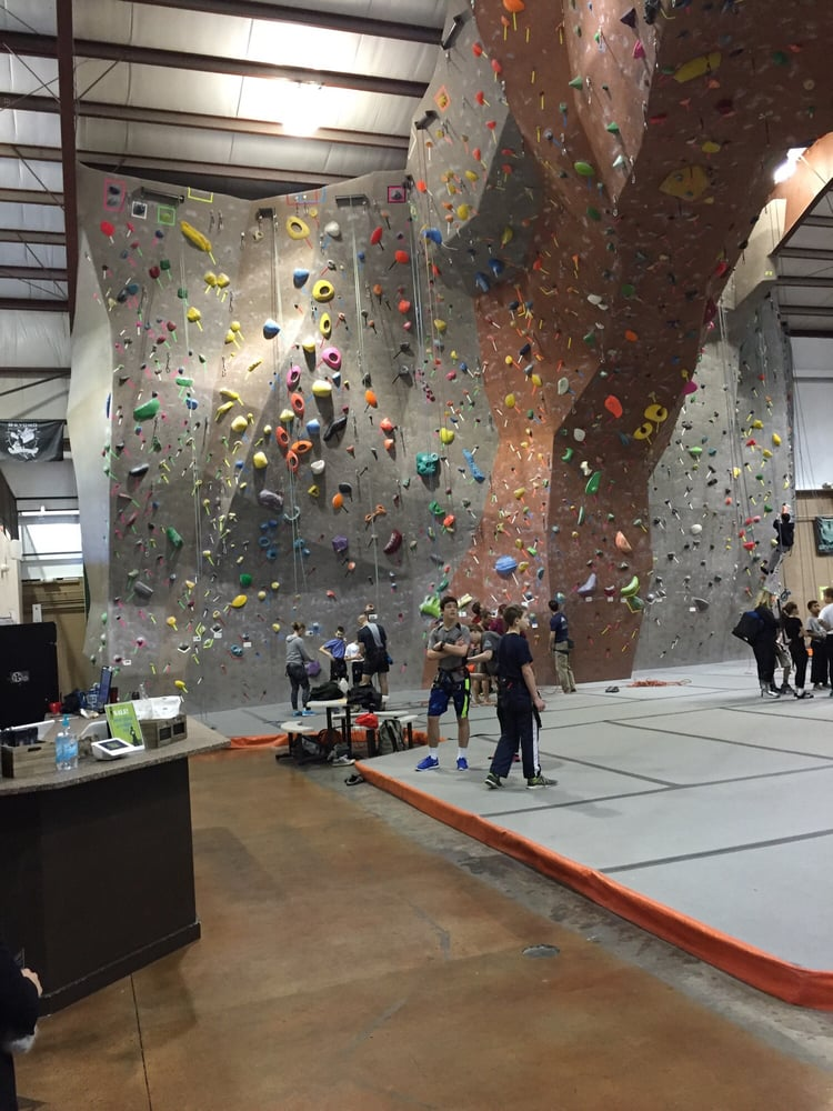 Vertical Rock Climbing & Fitness Center