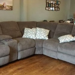 Photo Of Ashbrook Furniture   Nashua, NH, United States. New Lane Sectional!