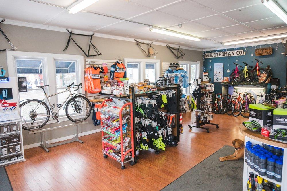 Stedman's Bicycle Shop: 196 Main St, Wakefield, RI