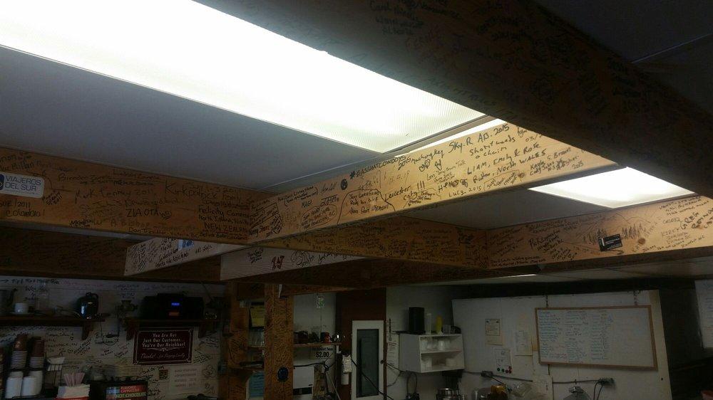 Silverado Cafe & Pizza Parlour: 309 5th Avenue, Stewart, BC