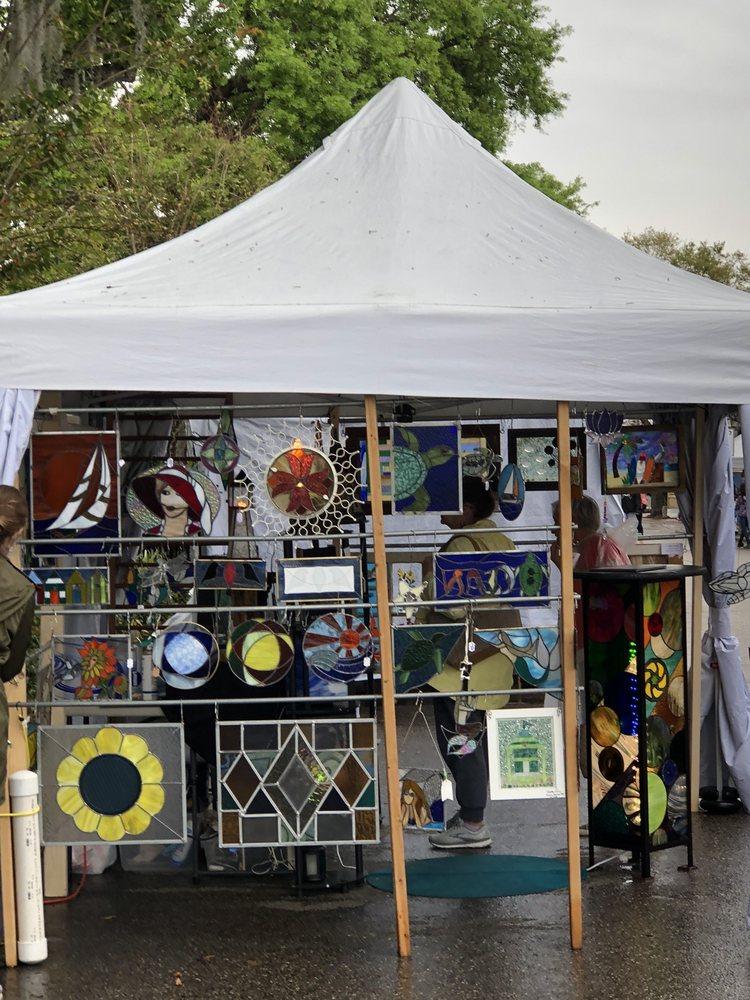 Bloomin' Arts Festival: 1240 E Main St, Bartow, FL