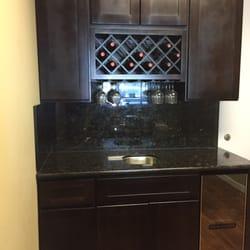 Photo Of Gl Cabinets Olympia Wa United States Mini Bar