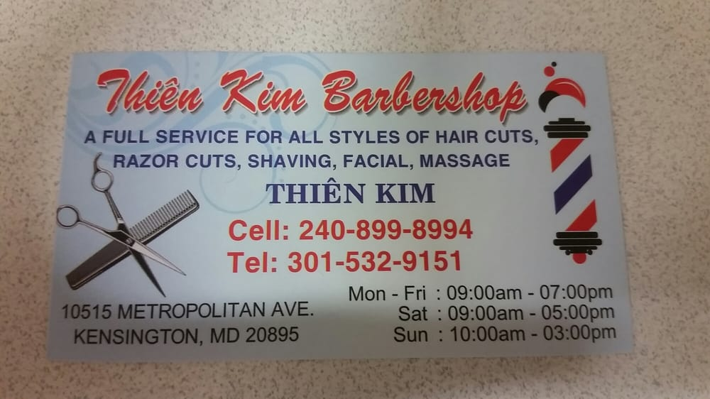 Kim Is The New Owner She Gave Me This Business Card With